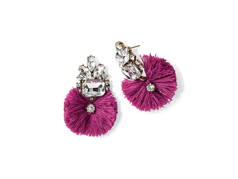 BaubleBar Flamenco Drop Earrings