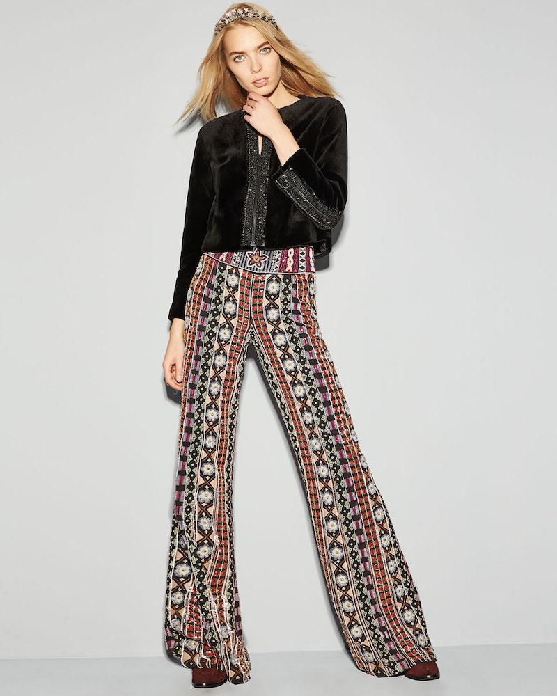 Carolyn Rowan Zimbal Mink Zip Jacket