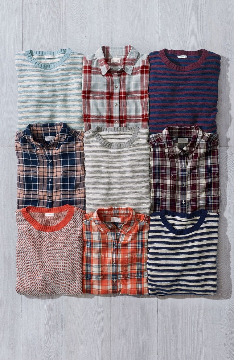 Caslon Classic Plaid Shirt