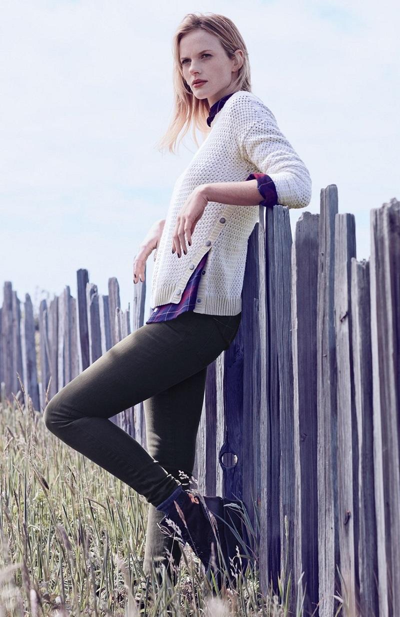 Caslon Side Snap Sweater