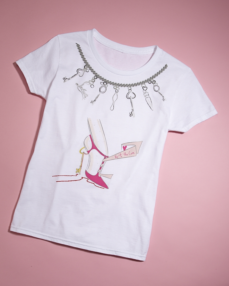 Christian Louboutin Key To The Cure Tee 2