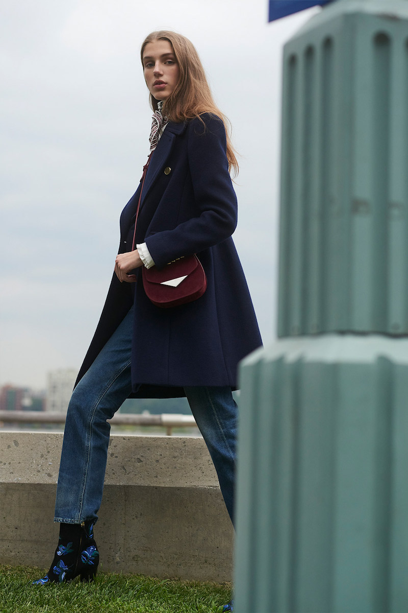 Club Monaco Citizens Caroline Denim