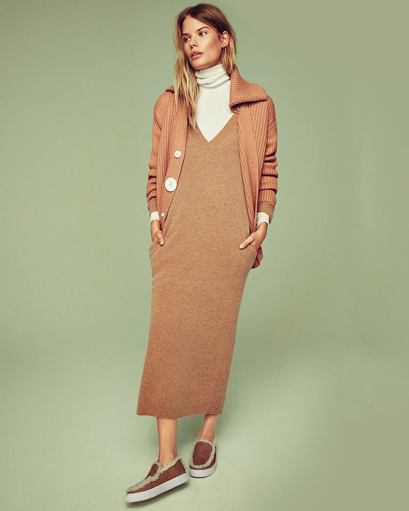 DEMYLEE Jonie Sweater Dress