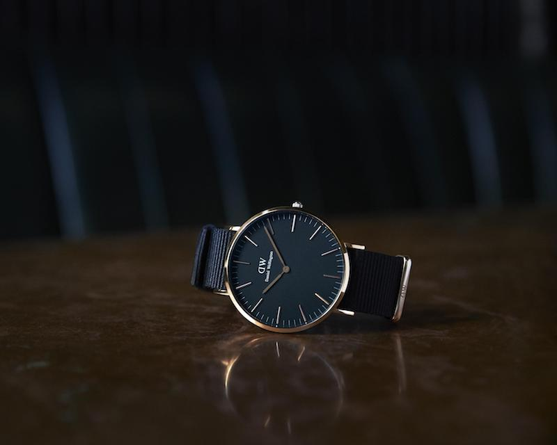 Daniel Wellington Classic Black Collection 2