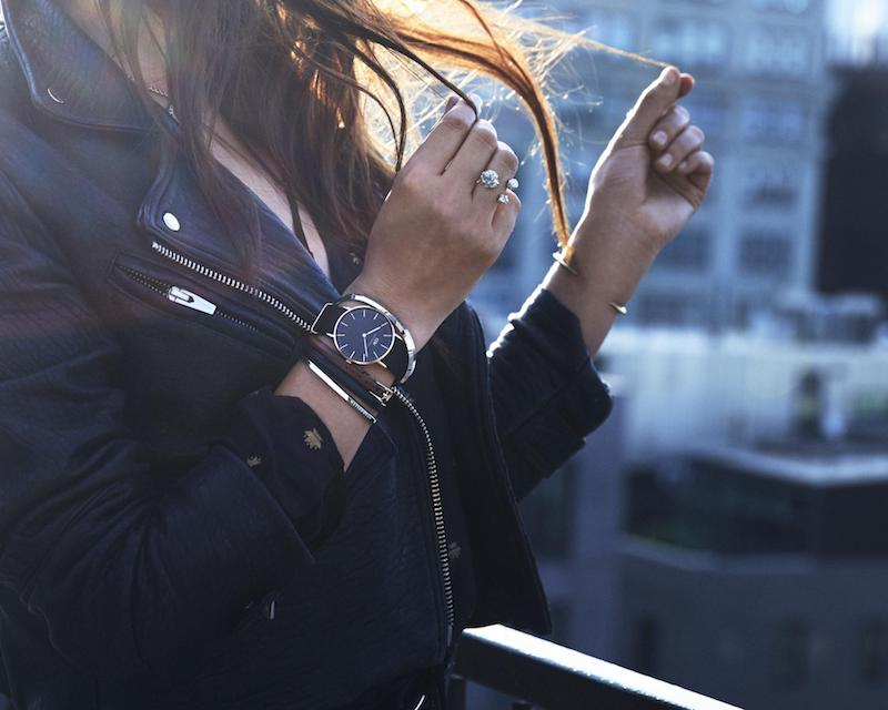 Daniel Wellington Classic Black Collection Campaign Feat