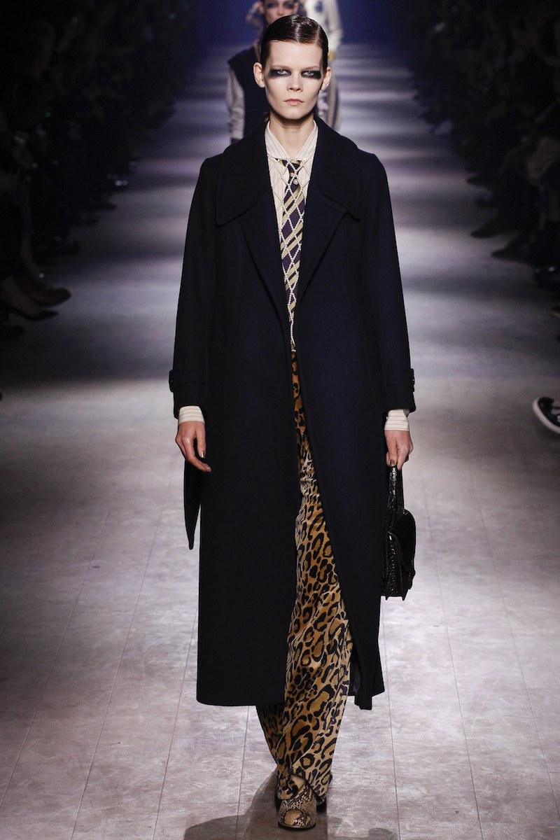 Dries Van Noten Renata Belted Coat