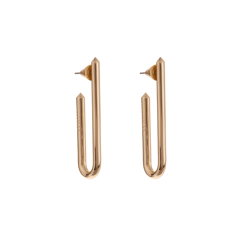 Eddie Borgo Idle Gold-Plated Earrings