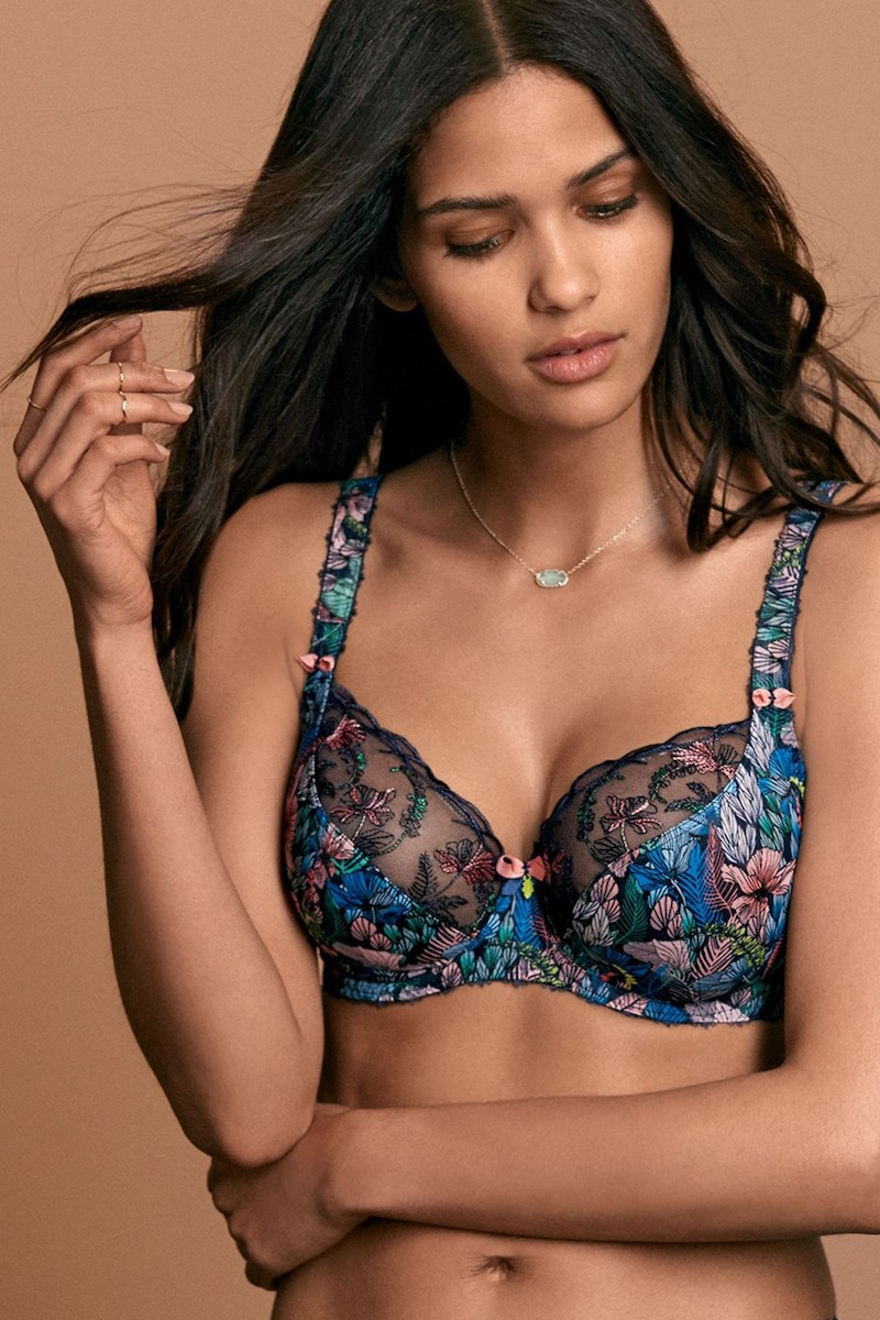 Freya Willow Underwire Plunge Bra
