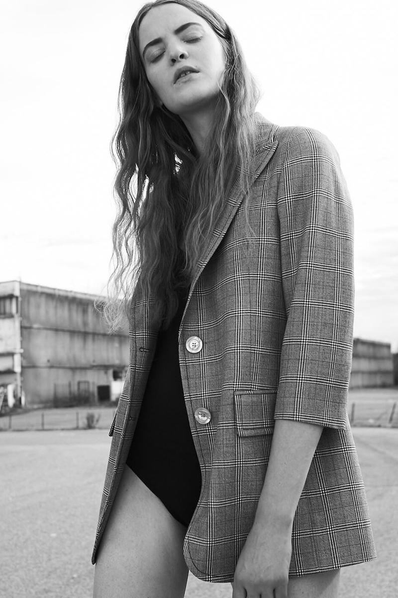 Gucci Plaid Wool Jacket