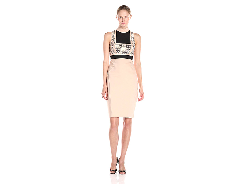 Guess Sleeveless Evon Embellished Dress