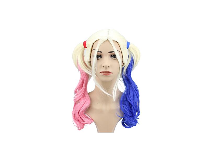 Halloween Costume Cosplay Wig