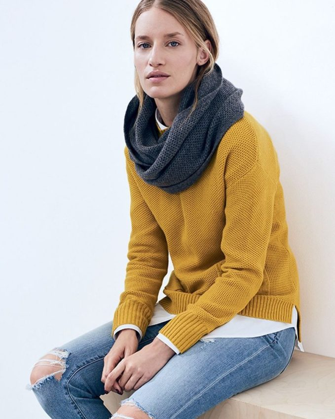 Halogen Pocket Sweater