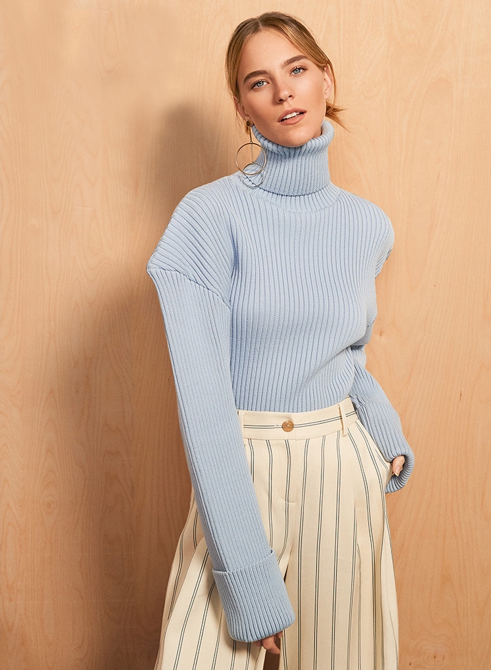 Jacquemus Oversized Shoulder Sweater