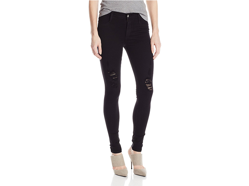 James Jeans Twiggy Dancer Seamless-Side Legging Jean