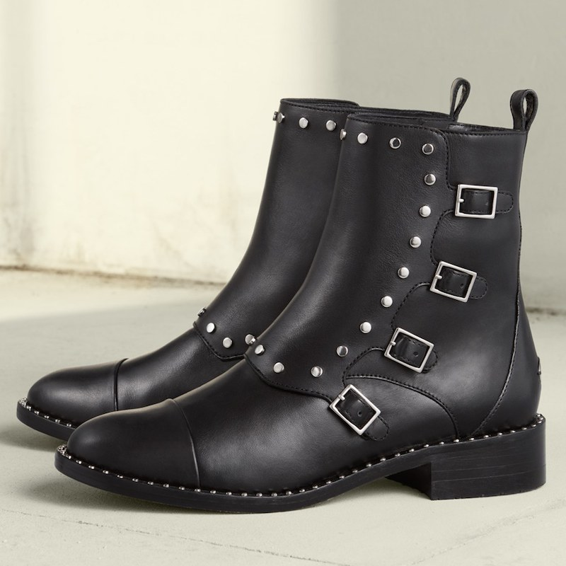 Jimmy Choo Baxter Combat Boot