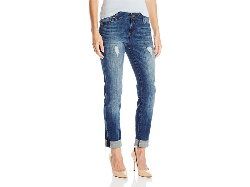 KUT from the Kloth Catherine Boyfriend Jean in Allowing
