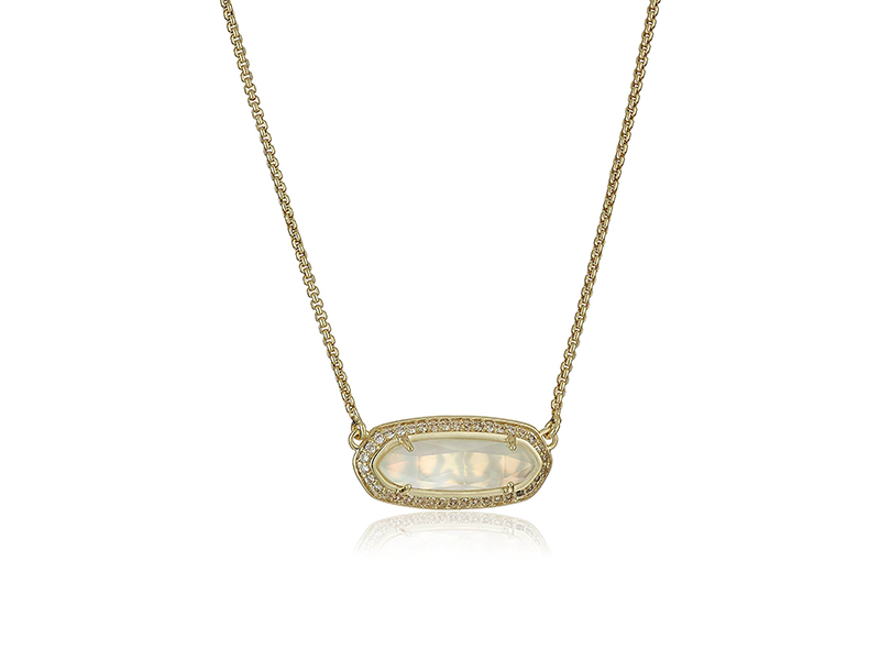 Kendra Scott Annika Gold Pendant Necklace