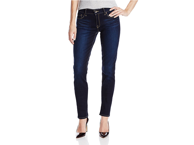 Lucky Brand Sofia Skinny Ankle Jean In Grissom