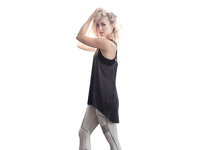 MPG Julianne Hough Collection Arabesque Herringbone Capri