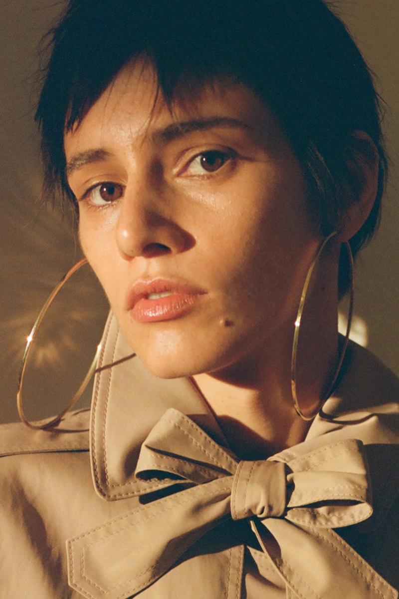 Magda Butrym Large Hoop Earrings