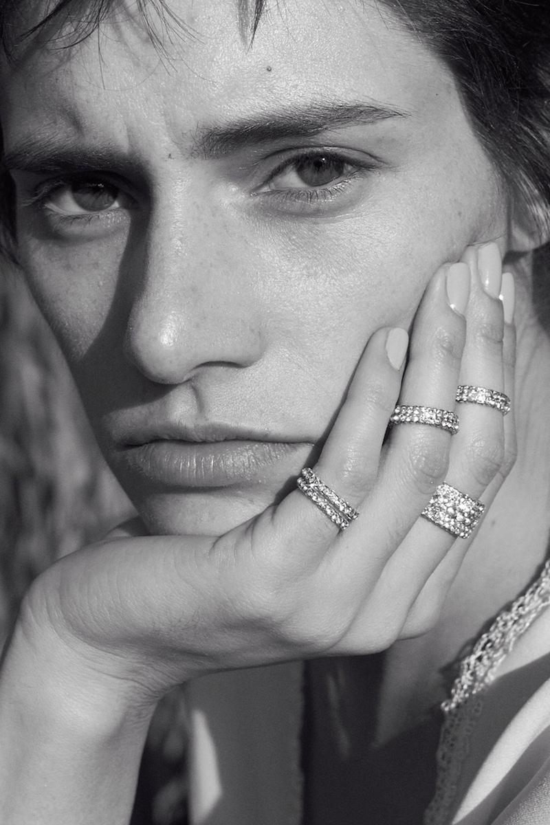 Magda Butrym Small Zirconia Ring