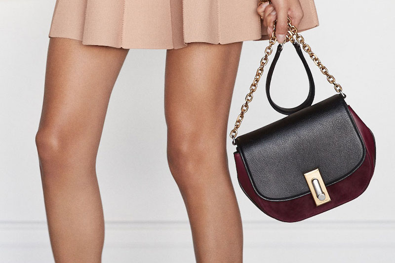 Marc Jacobs West End Suede Jane Bag