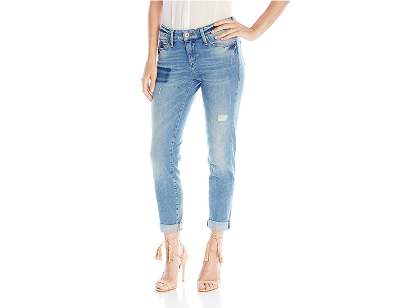 Mavi Ada Shaded Ripped Vintage Jean