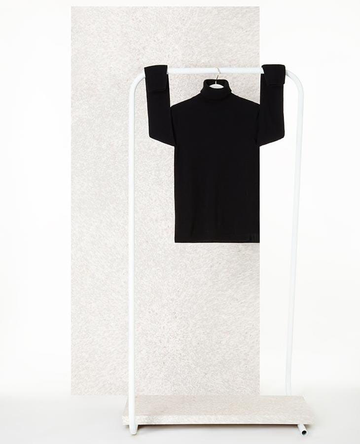 Max Mara Gara Turtleneck Wool And Cashmere-Blend Jumper