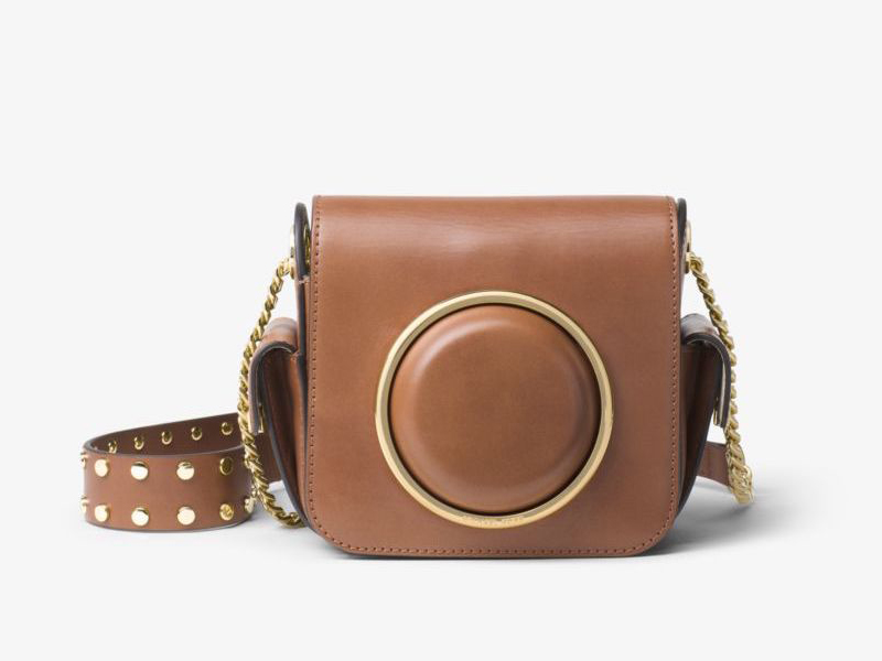 Michael Kors Scout Studded Leather Strap
