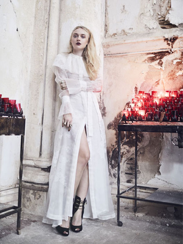 More Than Meets The Eye Dakota Fanning for The EDIT 3