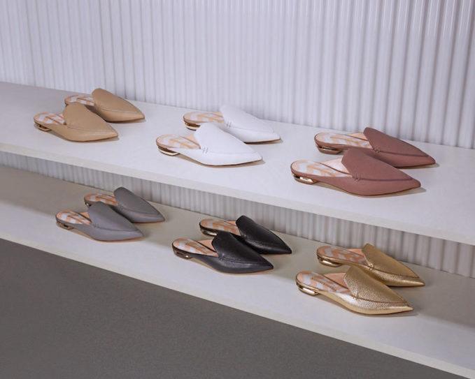 Nicholas Kirkwood Beya Backless Loafers