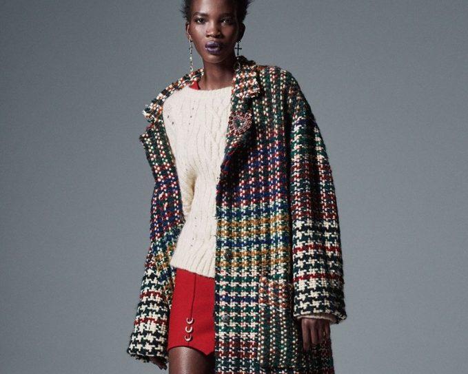 Nili Lotan Ryder Cable-Knit Alpaca-Blend Sweater