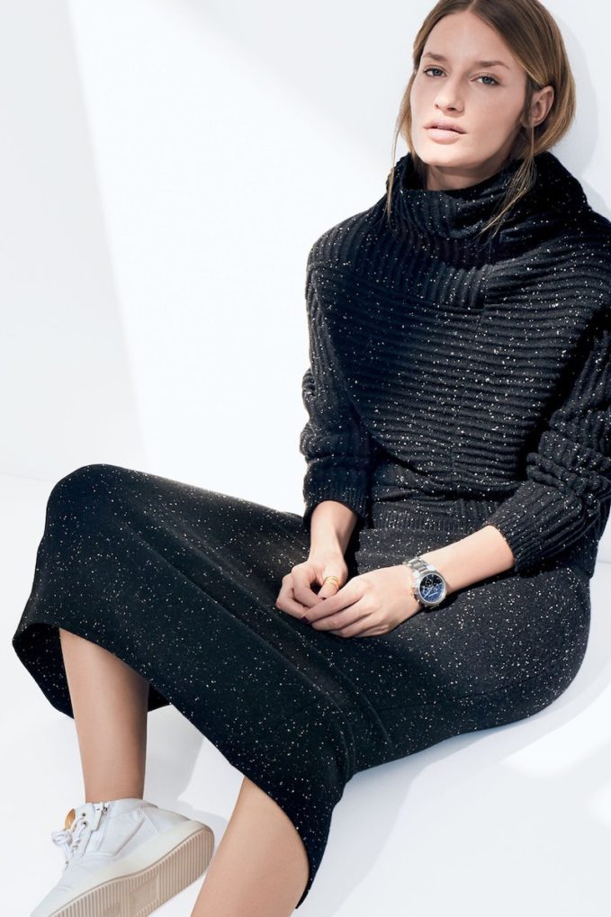 Nordstrom Collection Cashmere Blend Knit Skirt