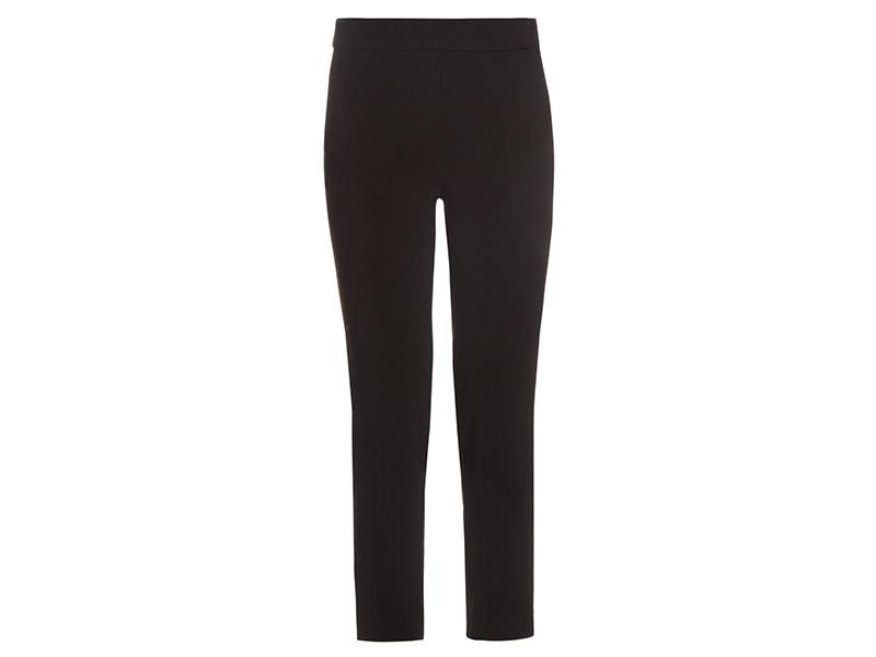 Osman Perfect 5 Audrey Slim-Leg Cropped Trousers