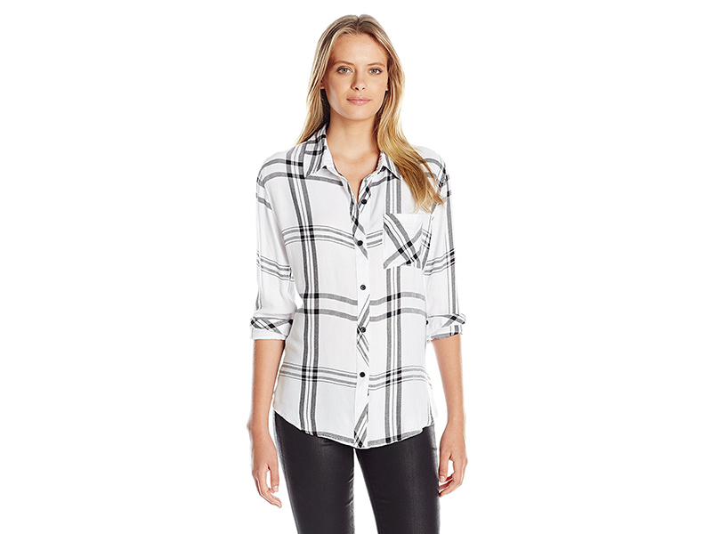 Rails Hunter 1 Pocket Plaid Shirt