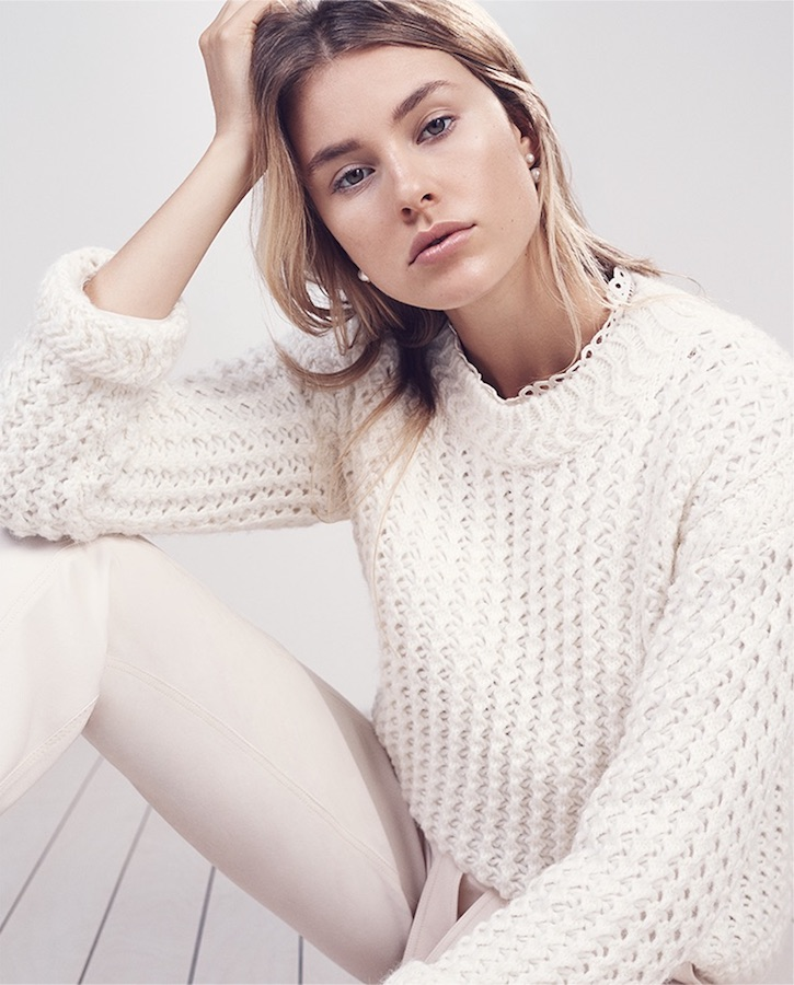 Rebecca Taylor Soft Spun Sweater
