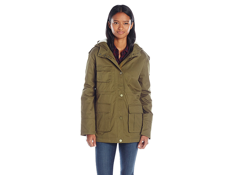 Roxy Aleho Class Military Jacket