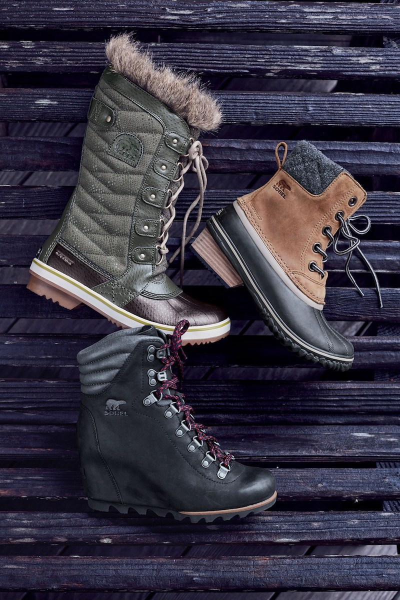 SOREL Tofino II Faux Fur Lined Waterproof Boot
