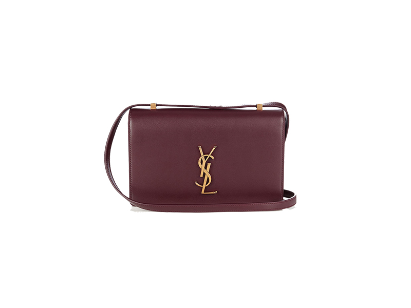 Saint Laurent Dylan Small Leather Cross-Body Bag