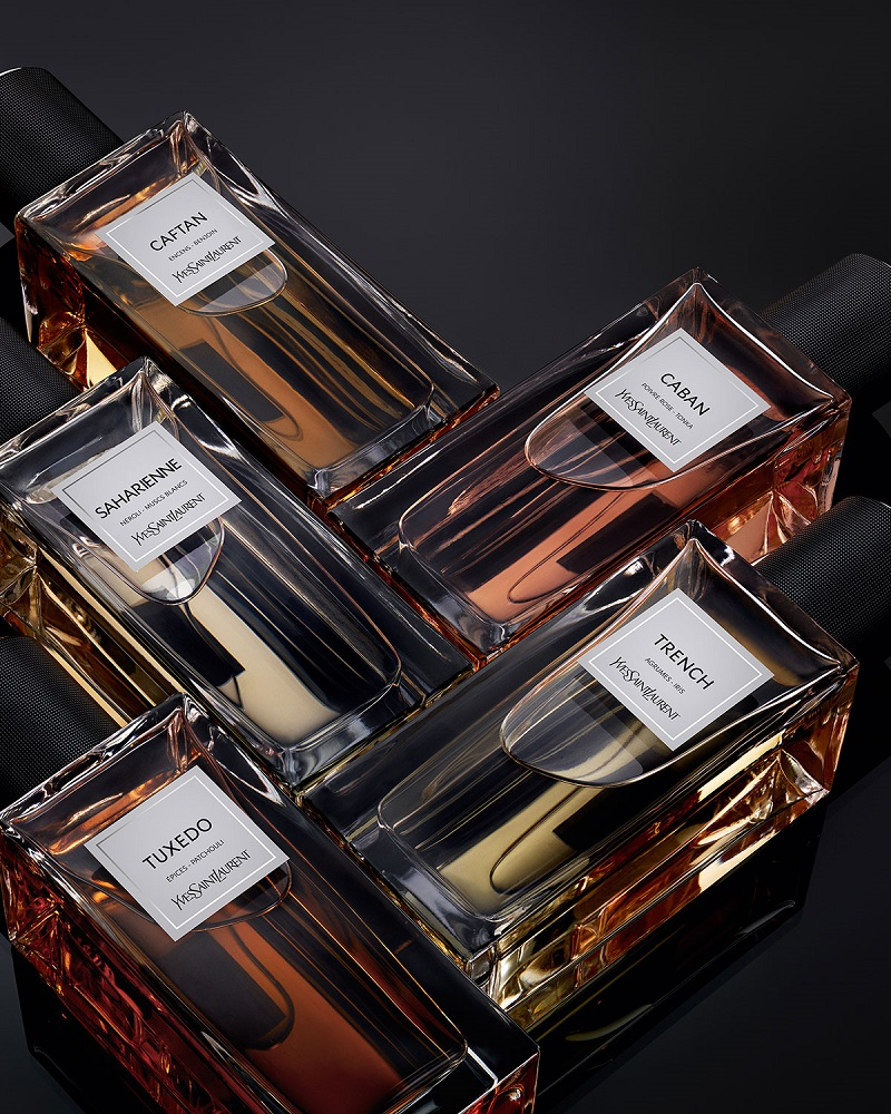 Saint Laurent Exclusive LE VESTIAIRE DES PARFUMS Caftan Eau de Parfum