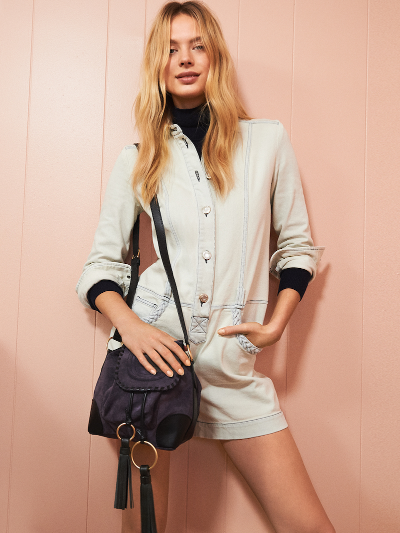 See by Chloé Polly Small Bucket Bag