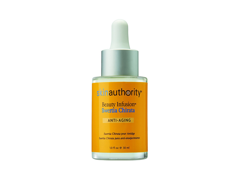 Skin Authority Beauty Infusion Swertia Chirata for Anti-Aging