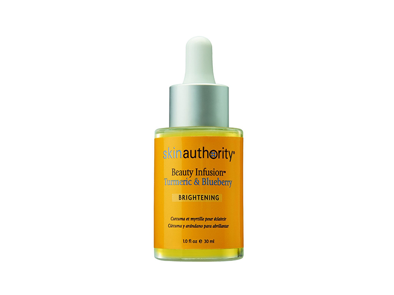 Skin Authority Beauty Infusion Turmeric & Blueberry for Brightening