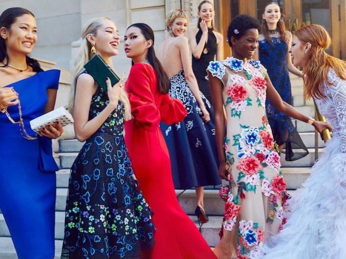 Soirée de Saks Fall 2016 Evening Dresses Lookbook