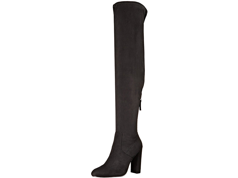 Steve Madden Emotions Over the Knee Boot