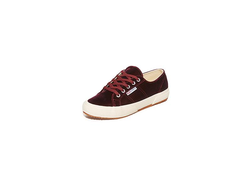 Superga 2750 Velvtw Fashion Sneaker