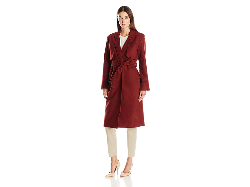 The Fifth Label Paint Palette Coat with Belt