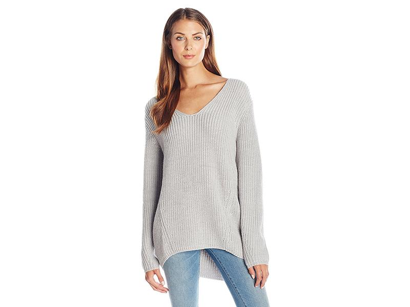 Three Dots Willa Half Cardigan Sweaters
