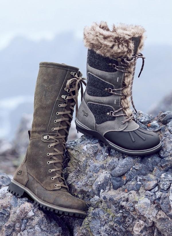Timberland Wheelwright Lace-Up Boot