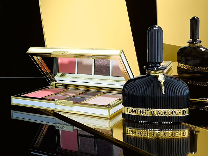 Tom Ford Black Orchid Parfum Lalique Edition